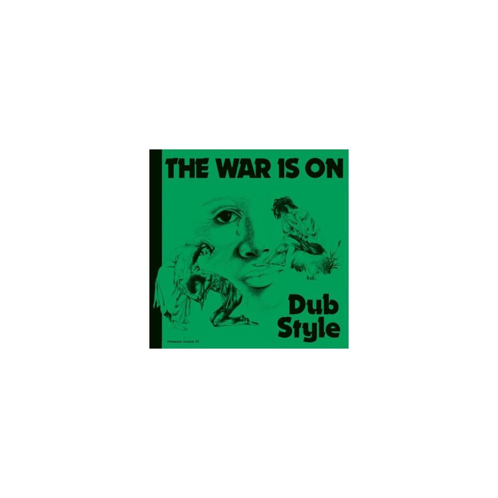 Phill Pratt - War Is On Dub Style (Vinyl)