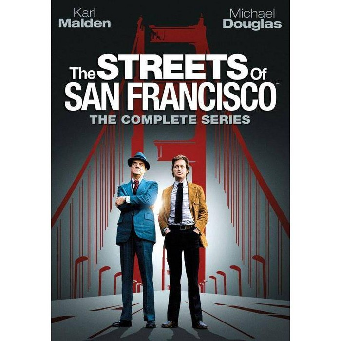 The Streets of San Francisco: The Complete Series (DVD) - image 1 of 1