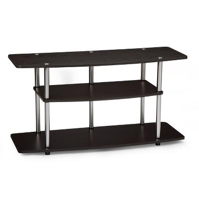 "32"" Designs2Go 3 Tier Wide TV Stands - Johar Furniture"