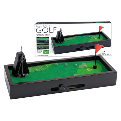 Intex Entertainment Desk Top Golf Game - image 1 of 1