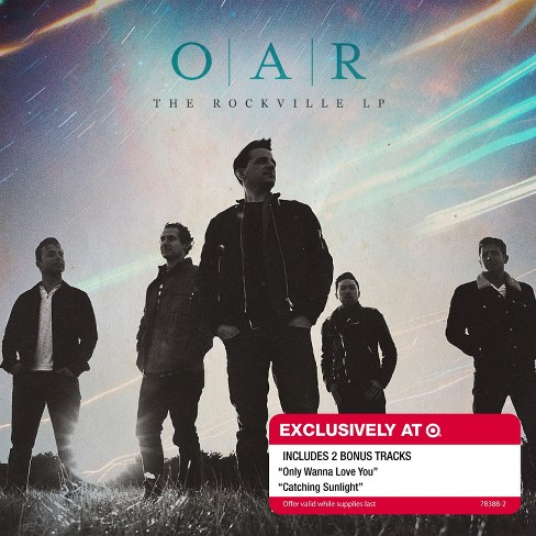O.A.R. - The Rockville (Deluxe Edition) - Target Exclusive - image 1 of 1
