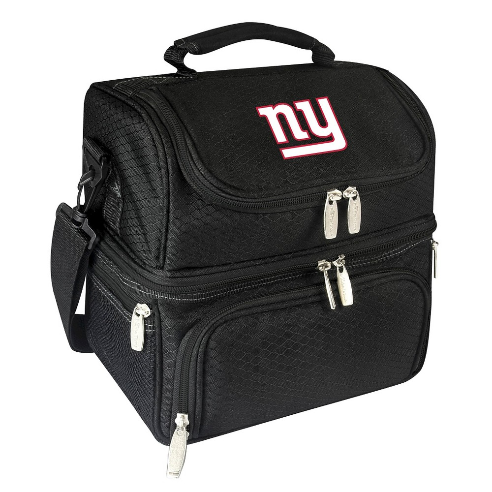 New York Giants - Pranzo Lunch Tote by Picnic Time (Black)