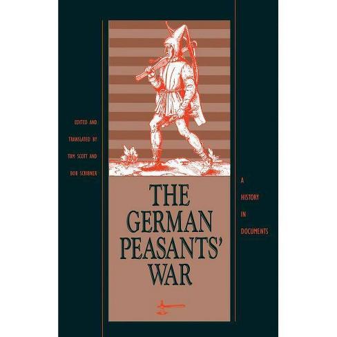The German Peasants' War - (German Studies) (Paperback) - image 1 of 1