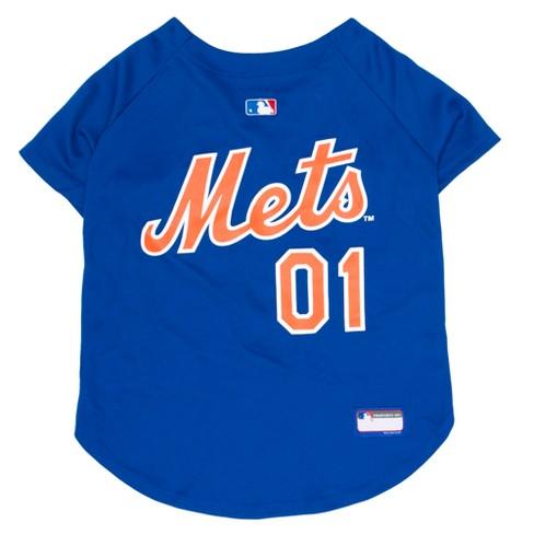 MLB Pets First Pet Baseball Jersey - New York Mets   Target 97ebb21ba