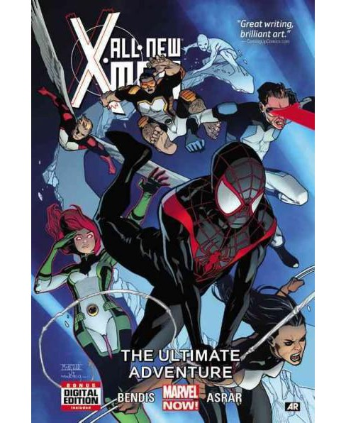 All-New X-Men 6 : The Ultimate Adventure (Paperback) (Brian Michael Bendis) - image 1 of 1