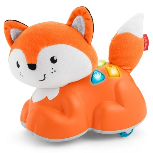 Fisher-Price Crawl After Learning Fox - image 1 of 4