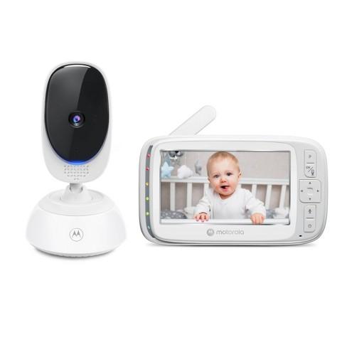 "Motorola 5"" Video Baby Monitor w/PTZ - VM75 - image 1 of 4"