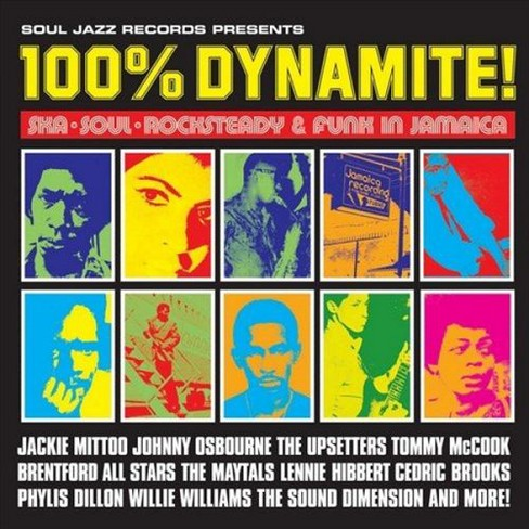 Various - 100 percent dynamite (Vinyl) - image 1 of 1