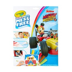 Crayola Color Wonder Coloring Kit - Mickey Mouse Roadster