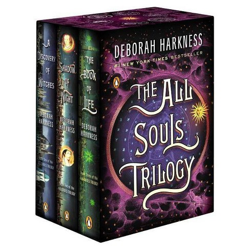 The All Souls Trilogy Boxed Set - by  Deborah Harkness (Paperback) - image 1 of 1
