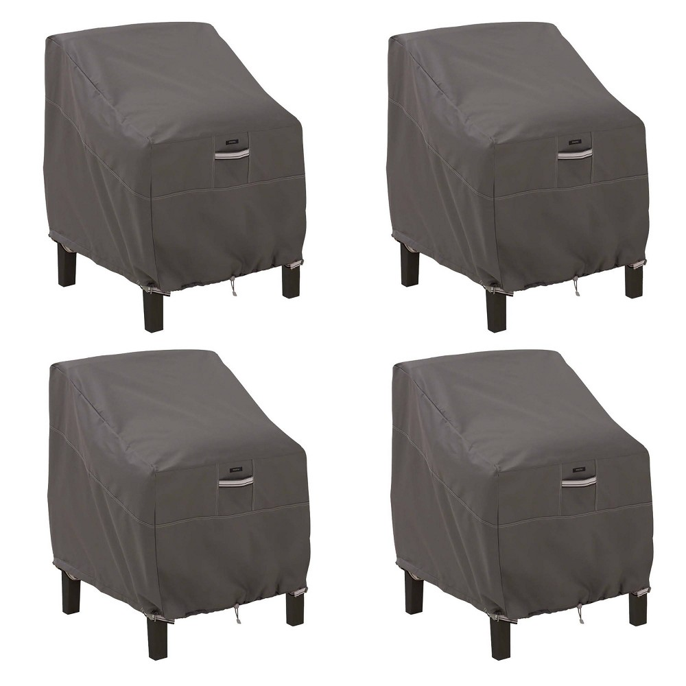 Best 4pk Ravenna Patio Lounge Chair Cover - Classic Accessories
