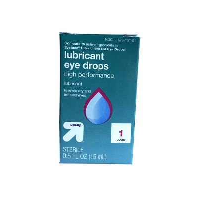 Extreme Relief Eye Drops - up & up™