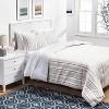 Classic Stripe Comforter & Sham Set - Threshold™ - image 2 of 4