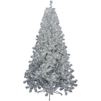 Vickerman Silver Series Artificial Christmas Tree