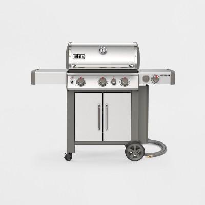 Weber Genesis II S-335 NG 66006001 - Silver