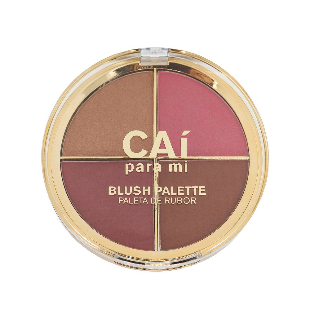 Image of Cai Para Mi Blush Palette Dark - 0.34oz