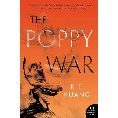 The Poppy War - by  R F Kuang (Paperback) - image 1 of 1