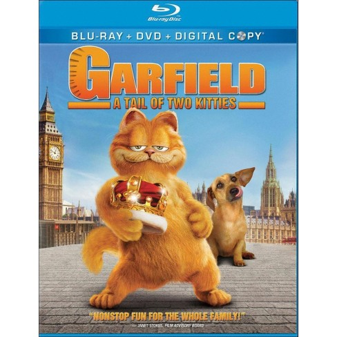 Garfield: A Tail Of Two Kitties (Blu-ray) - image 1 of 1