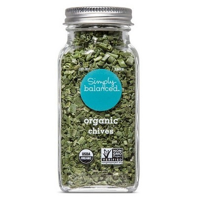 Organic Chives - .2oz - Simply Balanced™