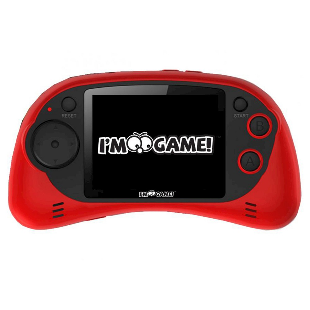 I'm Game GP120 Handheld Game Player - Red Enjoy hours of exciting fun with this I'm Game electronic game, perfect for ages 6 years and up. Color: Red. Gender: Unisex.