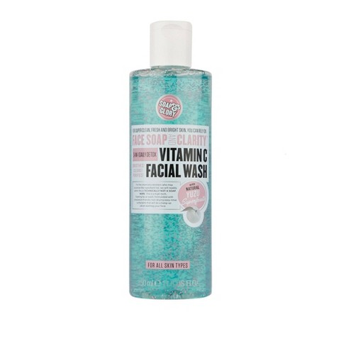 Soap & Glory Face Soap & Clarity 3-IN-1 Daily Vitamin C Facial ...