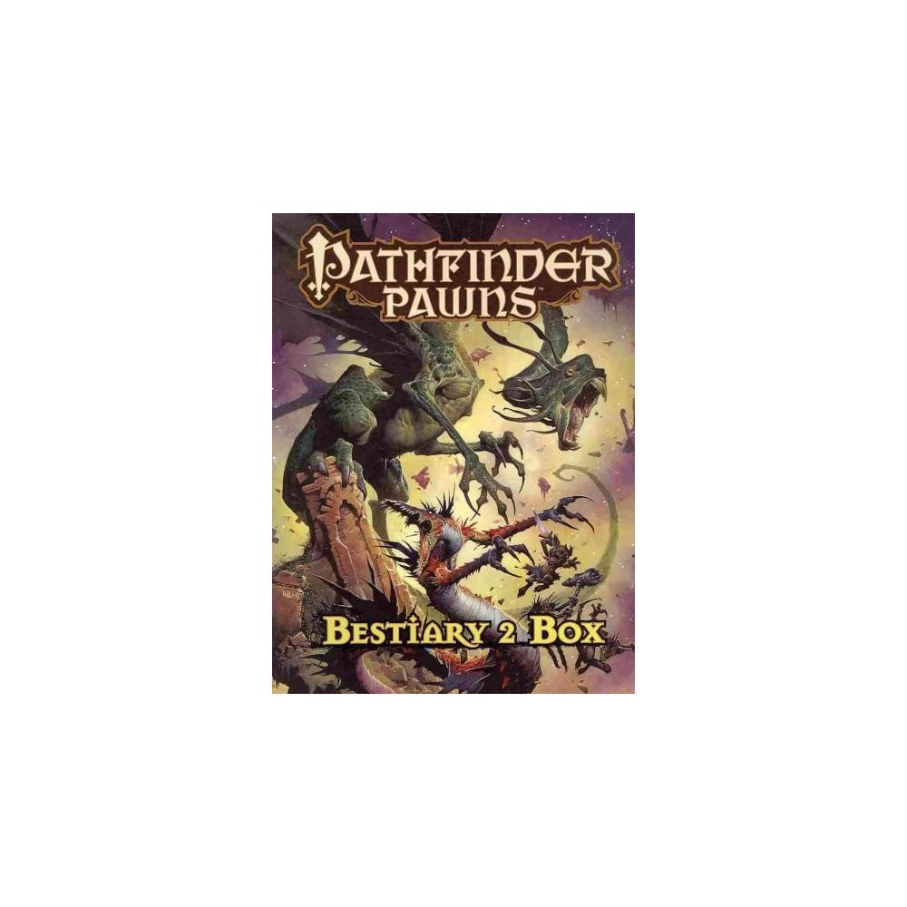 Bestiary 2 Box - (Pathfinder Pawns) (Paperback)