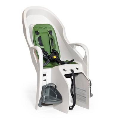 Burley Dash RM Bike Seat - Cream/Green