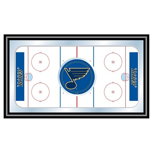 St. Louis Blues Team Logo Wall Mirror - image 1 of 1