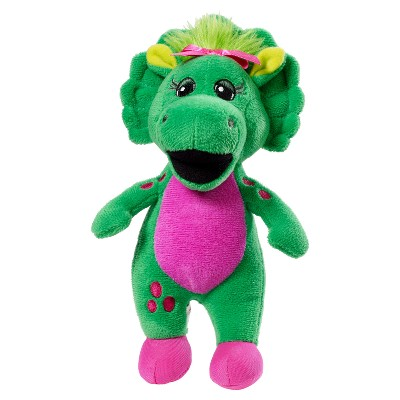 Fisher-Price Barney and Friends Baby Bop 7.5  Plush Doll