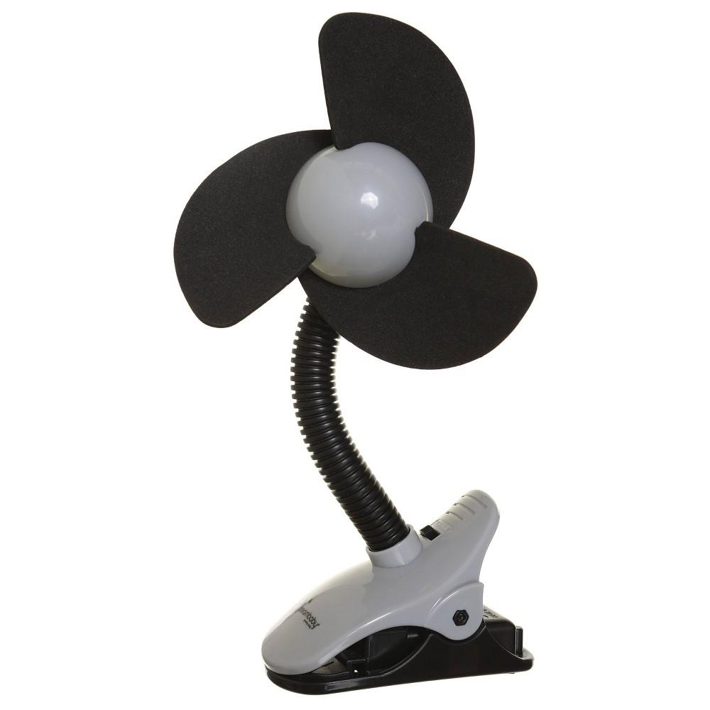 Image of Dreambaby EZY-Fit Clip On Fan, Gray