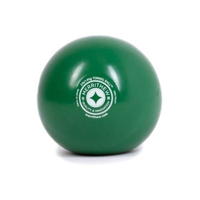 Stott Pilates Toning Ball 3lbs - Green