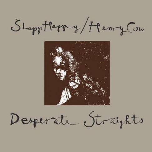 Slapp Happy/Henry Co - Desperate Straights (Vinyl) - image 1 of 1