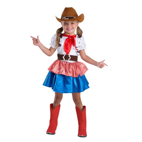 toddler girls cowgirl halloween costume hyde and eek boutique target