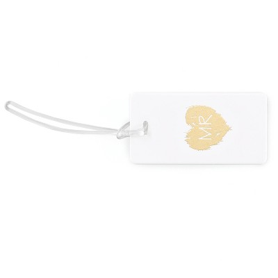 Mr  Luggage Tag Luggage