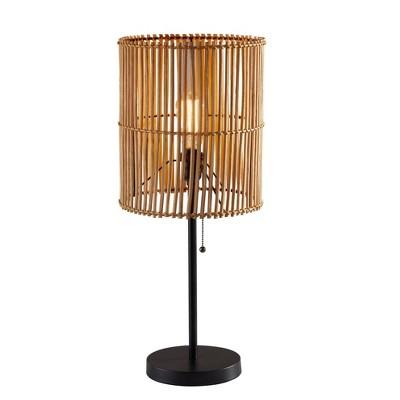 Cabana Table Lamp Black - Adesso