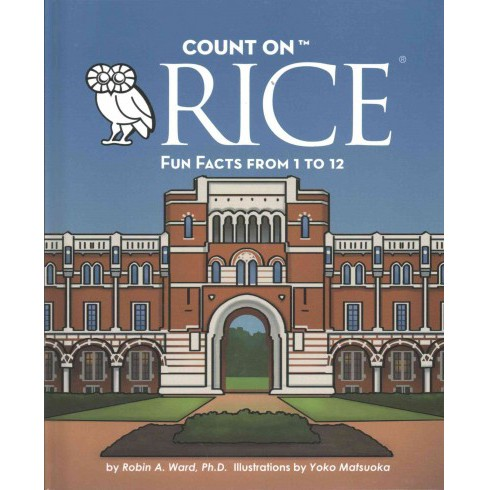 Count on Rice : Fun Facts from 1 to 12 (Hardcover) (Robin Ward) - image 1 of 1