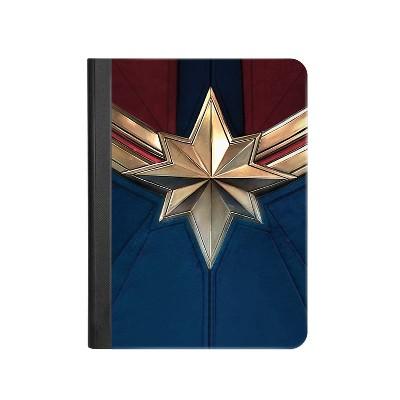 Marvel Captain Marvel Wide Ruled Composition Notebook - Innovative Designs