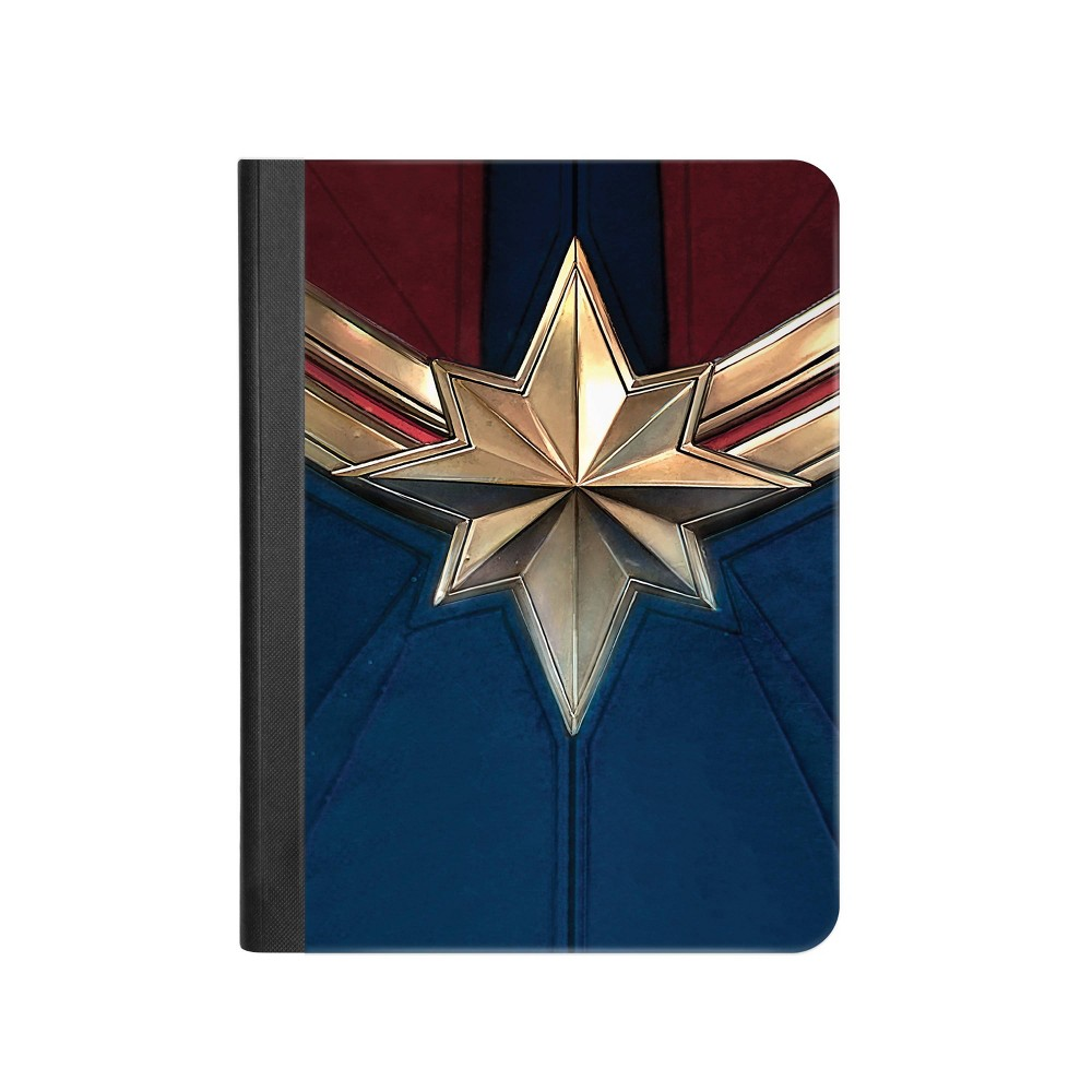 Image of Marvel Captain Marvel Wide Ruled Composition Notebook - Innovative Designs