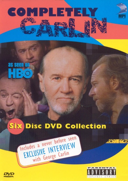 Completely carlin (DVD) - image 1 of 1