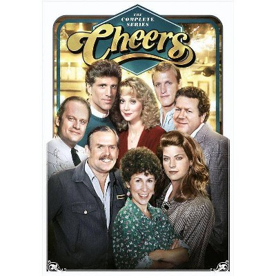Cheers: The Complete Series (DVD)(2020)