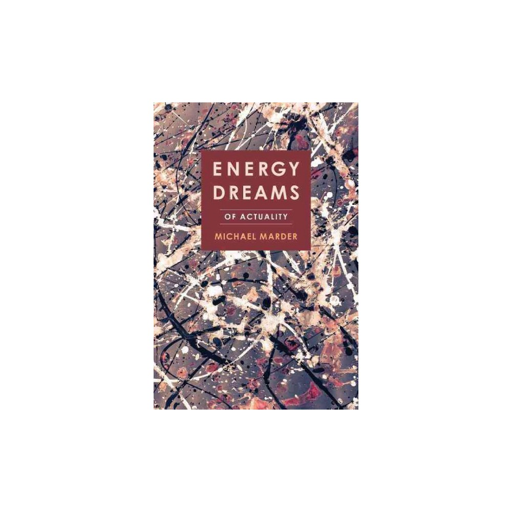 Energy Dreams : Of Actuality (Hardcover) (Michael Marder)