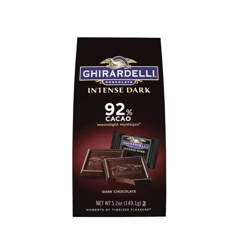 Ghirardelli Intense Dark Moonlight Mystique 92% Cacao Dark Chocolate Bars - 5.2oz - image 1 of 1