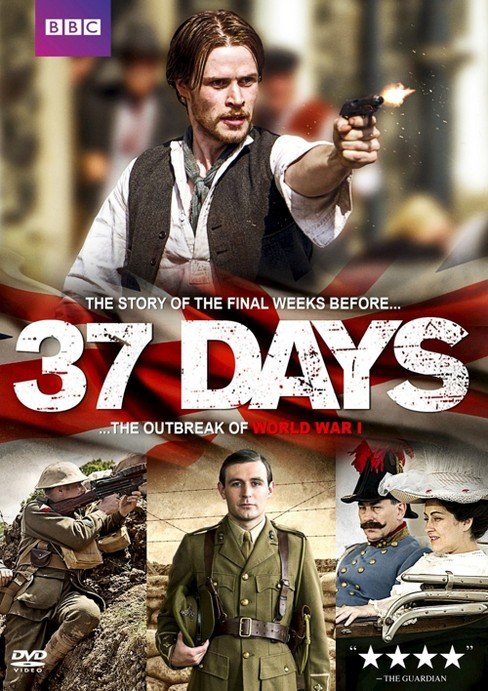 37 days (DVD) - image 1 of 1