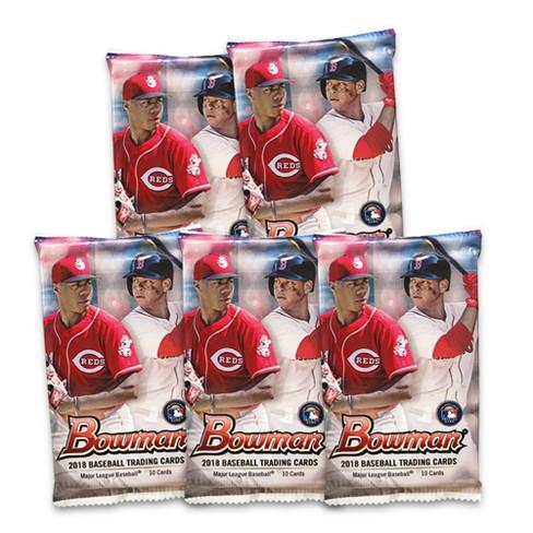 2018 Mlb Topps Baseball Trading Card Bowman Full Box
