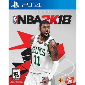 NBA 2K18 - PlayStation 4