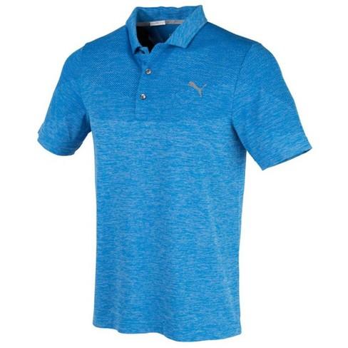 Men S Puma Evoknit Seamless Golf Polo