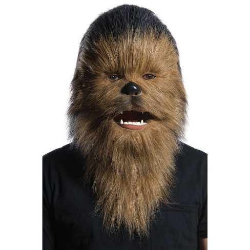 star wars chewbacca moving mouth mask target