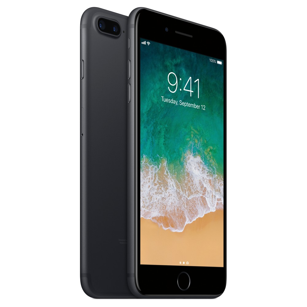 Apple iPhone 7 Plus 256GB (Unlocked) - Black