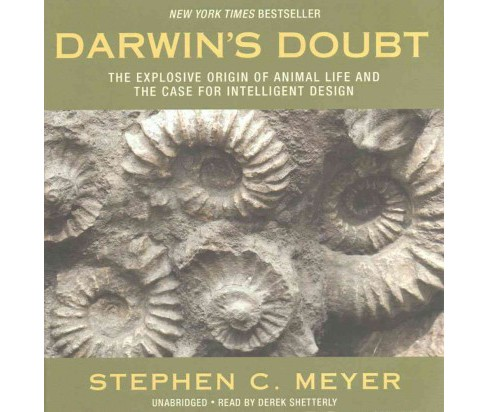 Darwin's Doubt : The Explosive Origin of Animal Life and the Case for Intelligent Design - image 1 of 1