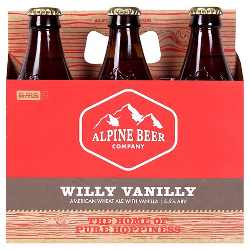 Alpine® Willy Vanilly - 6pk / 12oz Bottles - image 1 of 1